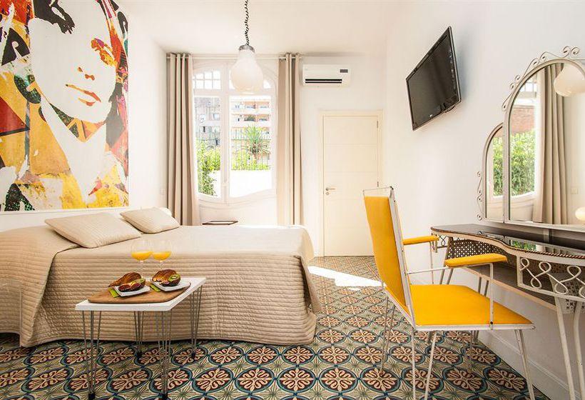 Hotel retrome barcelona em barcelona desde 31 destinia for Hoteis em barcelona