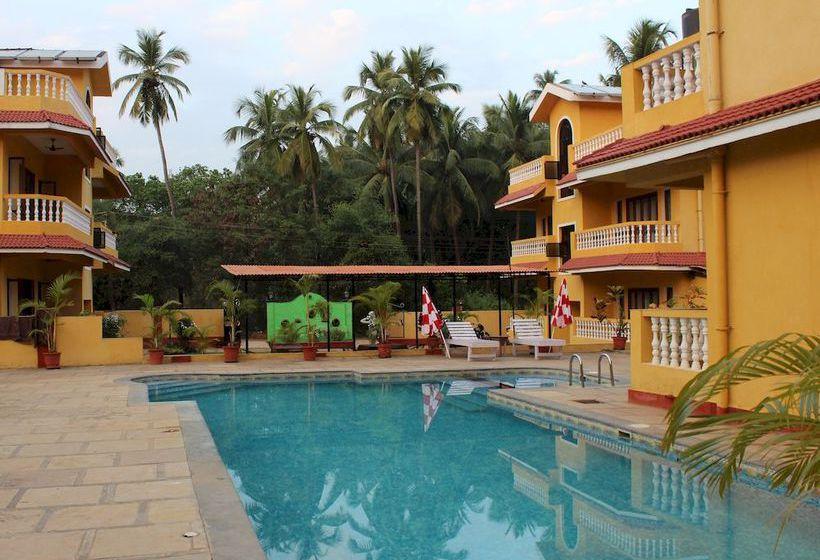 Hotel Marina Bay Beach Resort Candolim