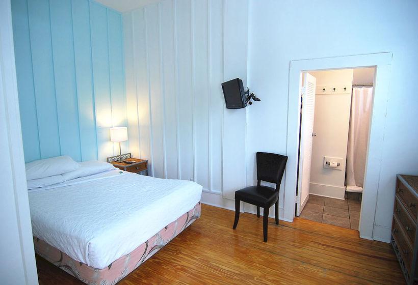 pension h tel basse cat gorie the cabana inn key west key west partir de 176 destinia. Black Bedroom Furniture Sets. Home Design Ideas
