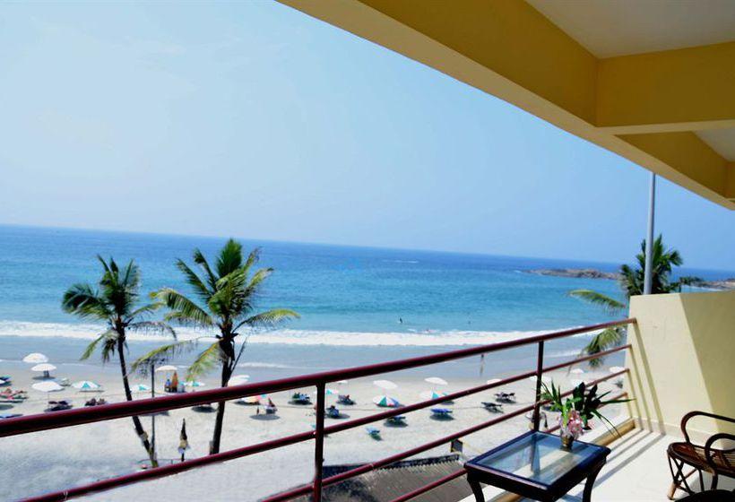Ocean Park Beach Resort Trivandrum