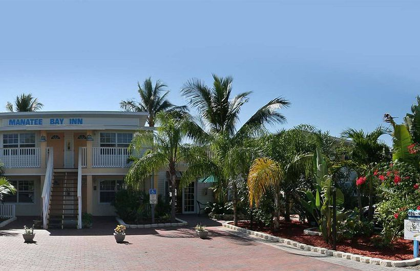Bed And Breakfast Manatee Bay Inn Fort Myers Beach