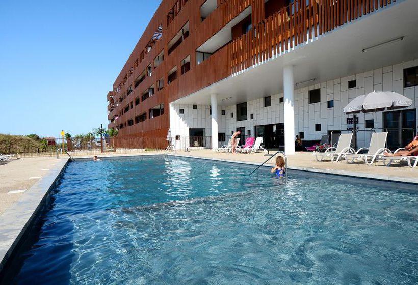 Odalys r sidence terra gaia sete les meilleures offres for Apparthotel sete