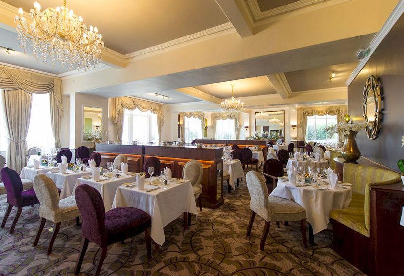 Royal Duchy Hotel Menu