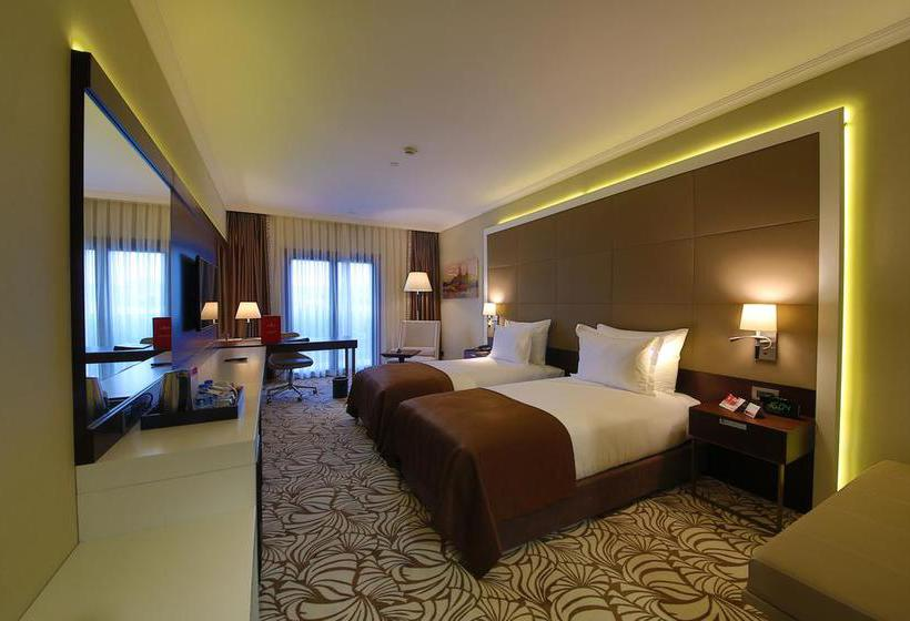 Ramada hotel & suites merter in istanbul starting at £23 destinia