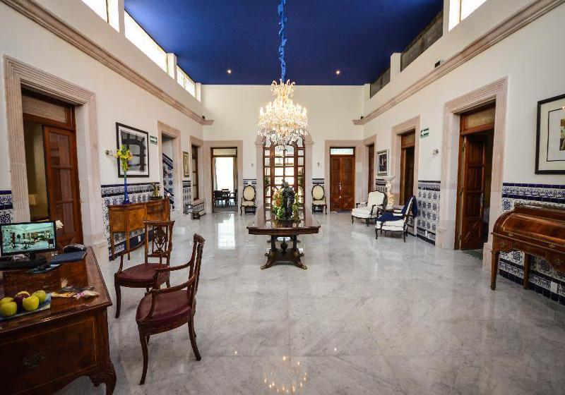 Hotel casa del jard n en aguascalientes destinia for Casa jardin hotel