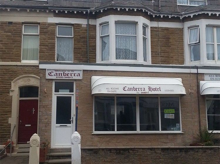 Withnell Road Blackpool Bed And Breakfast