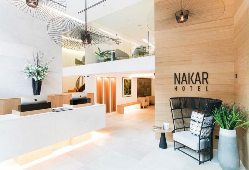 H tel nakar palma de majorque partir de 68 destinia for Hotel design palma de majorque