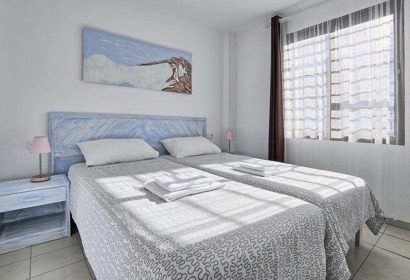 Kamer All Suite Ibiza Aparthotel Sant Antoni de Portmany