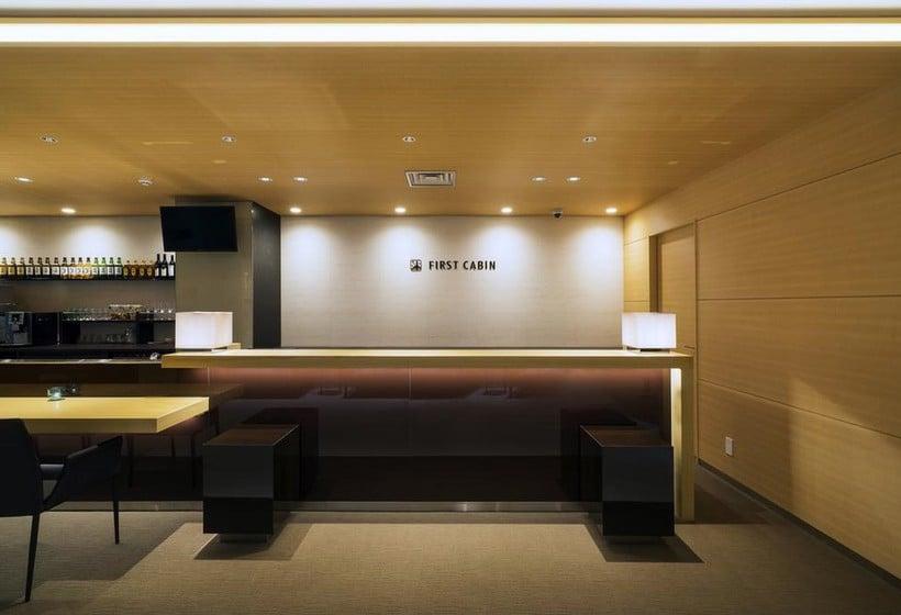 Hotel Cápsula First Cabin Atagoyama Tokio