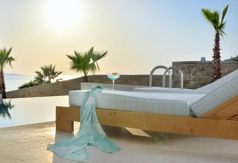 Hotel anax resort spa en mykonos desde 3 113 destinia for Hotel spa familiar