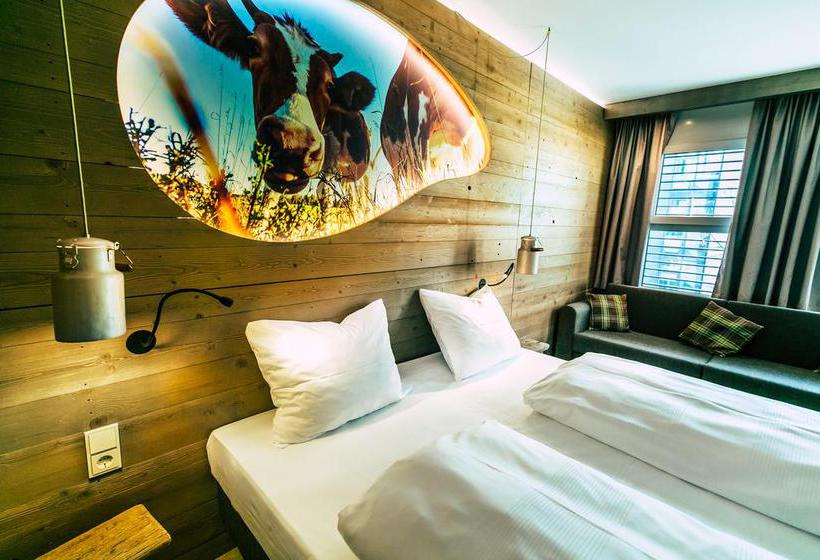 hotel cocoon hauptbahnhof in munich starting at 56. Black Bedroom Furniture Sets. Home Design Ideas