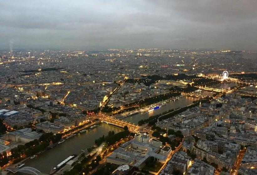 Residhome apparthotel paris rosa parks a parigi a partire - Paris rosa parks ...